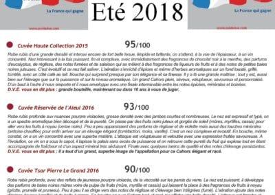Guide DVE ETE 2018 EPA 2016 + HC 2015