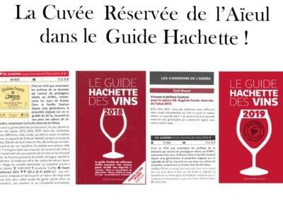 Hachette Aieul 2015-2016