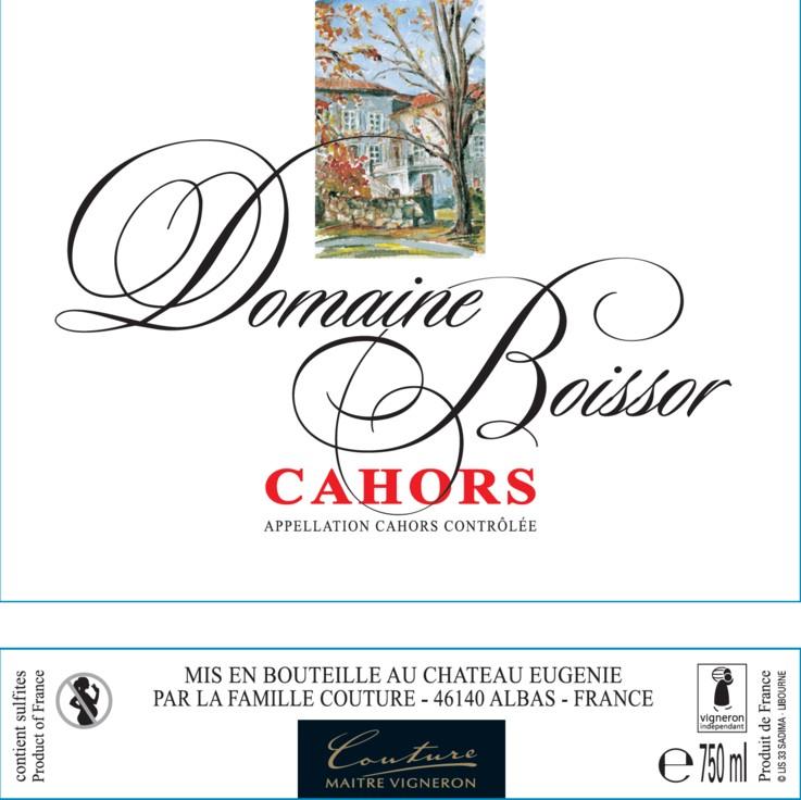 Domaine de Boissor 2019